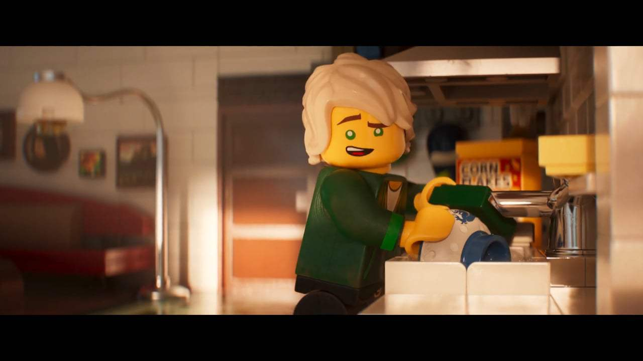 The Lego Ninjago Movie (2017) - The Real You Screen Capture #1
