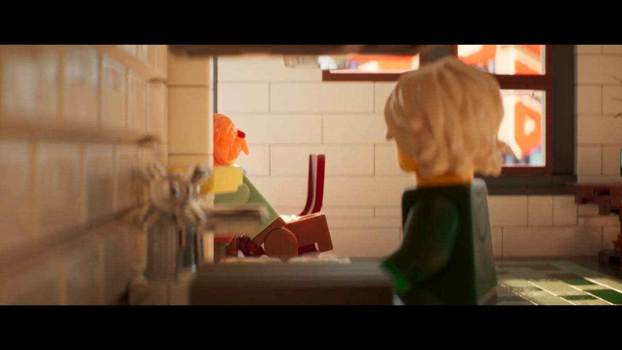 The Lego Ninjago Movie (2017) - The Real You Screen Capture #2