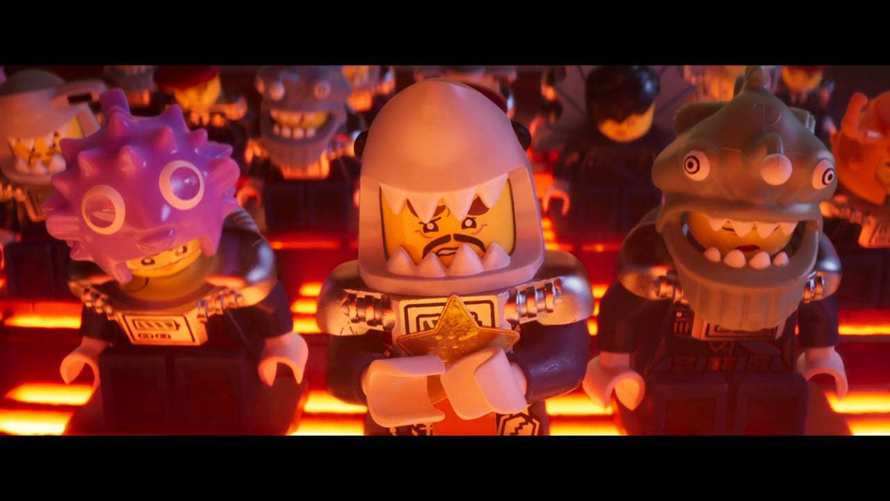 The Lego Ninjago Movie Viral - Outtakes (2017) Screen Capture #1