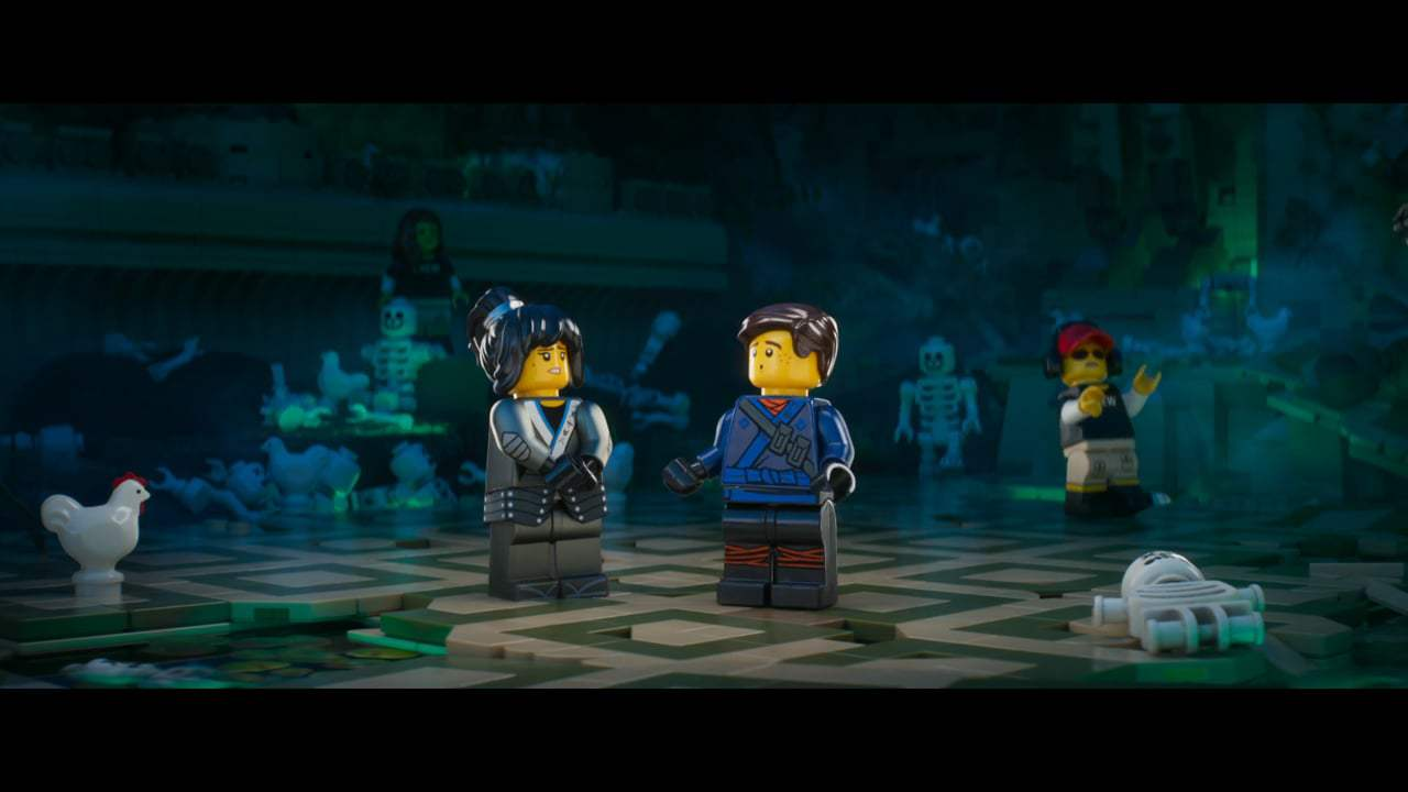 The Lego Ninjago Movie Viral - Outtakes (2017) Screen Capture #2
