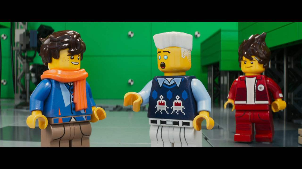 The Lego Ninjago Movie Viral - Outtakes (2017) Screen Capture #3