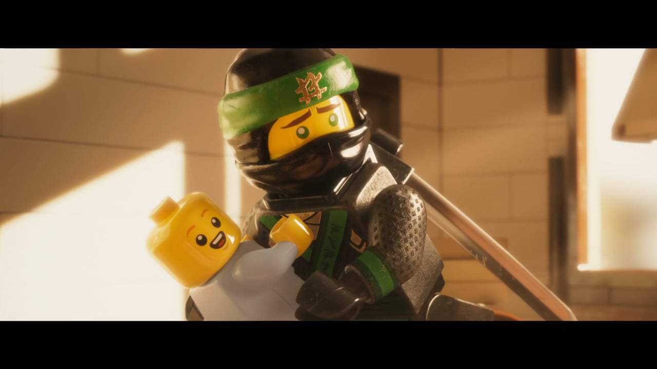 The Lego Ninjago Movie Viral - Outtakes (2017) Screen Capture #4
