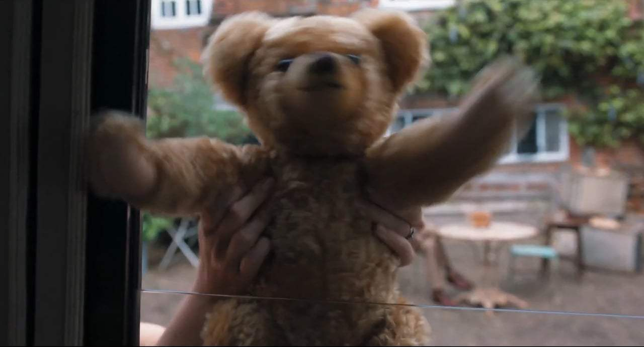 Goodbye Christopher Robin TV Spot - Inspire (2017) Screen Capture #1
