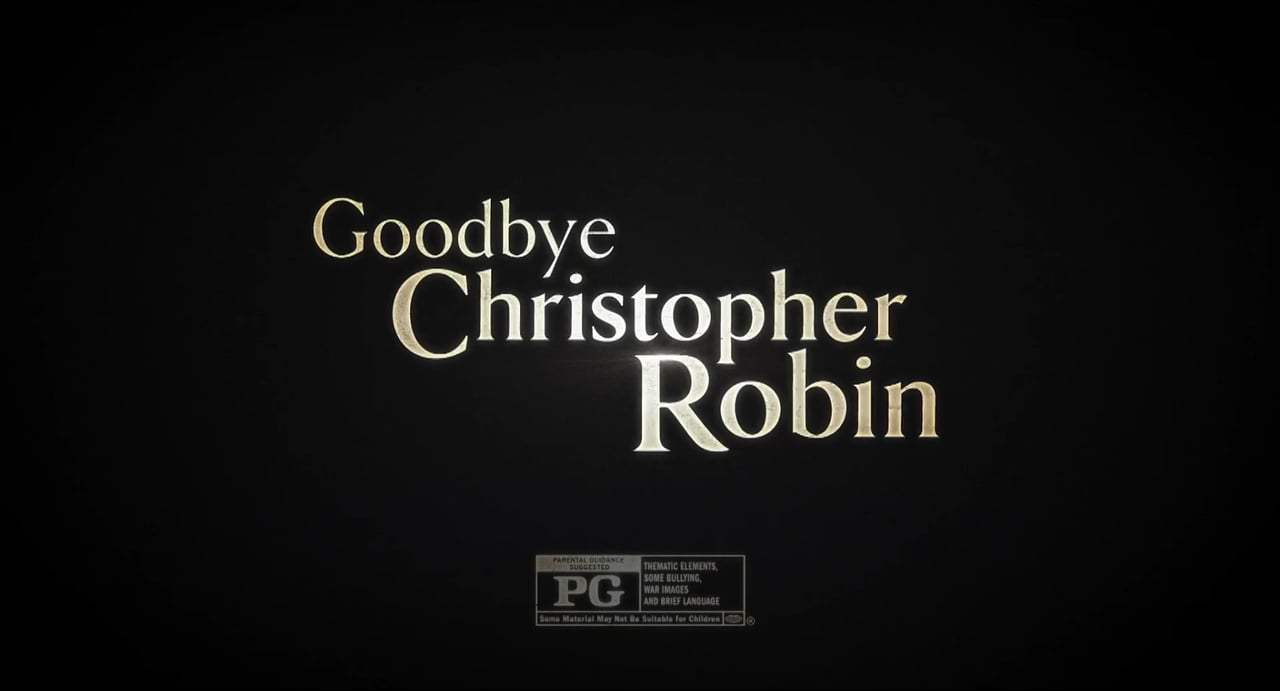 Goodbye Christopher Robin TV Spot - Inspire (2017) Screen Capture #4