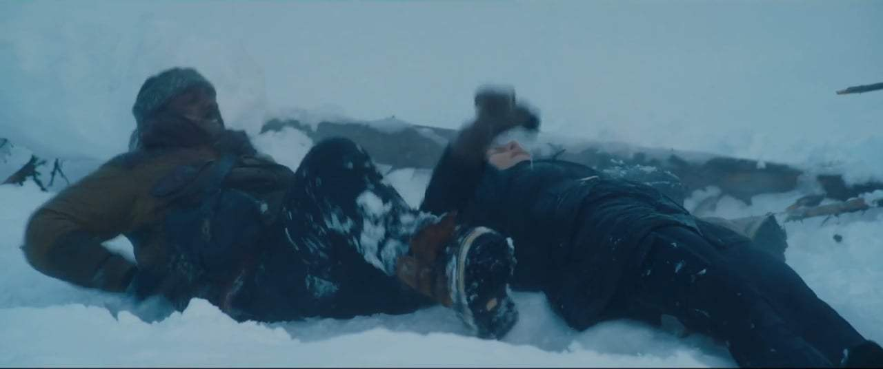 The Mountain Between Us (2017) - Thin Ice Screen Capture #4