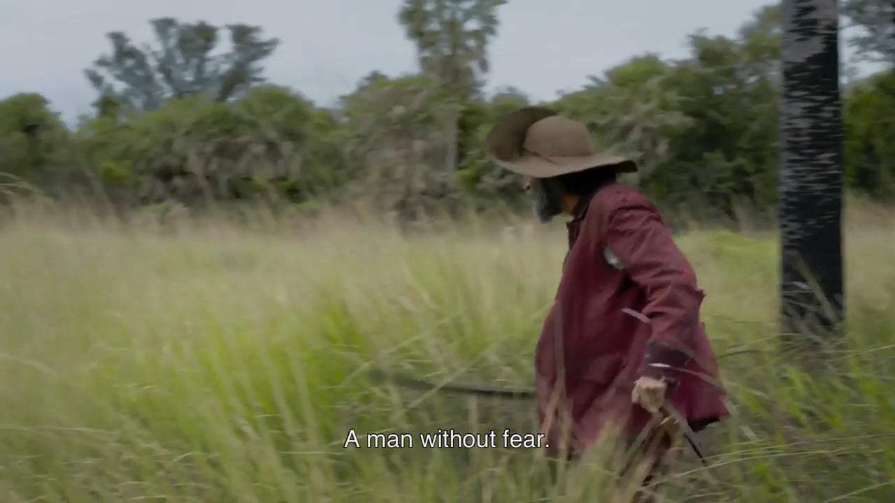 Zama Trailer (2017) Screen Capture #3