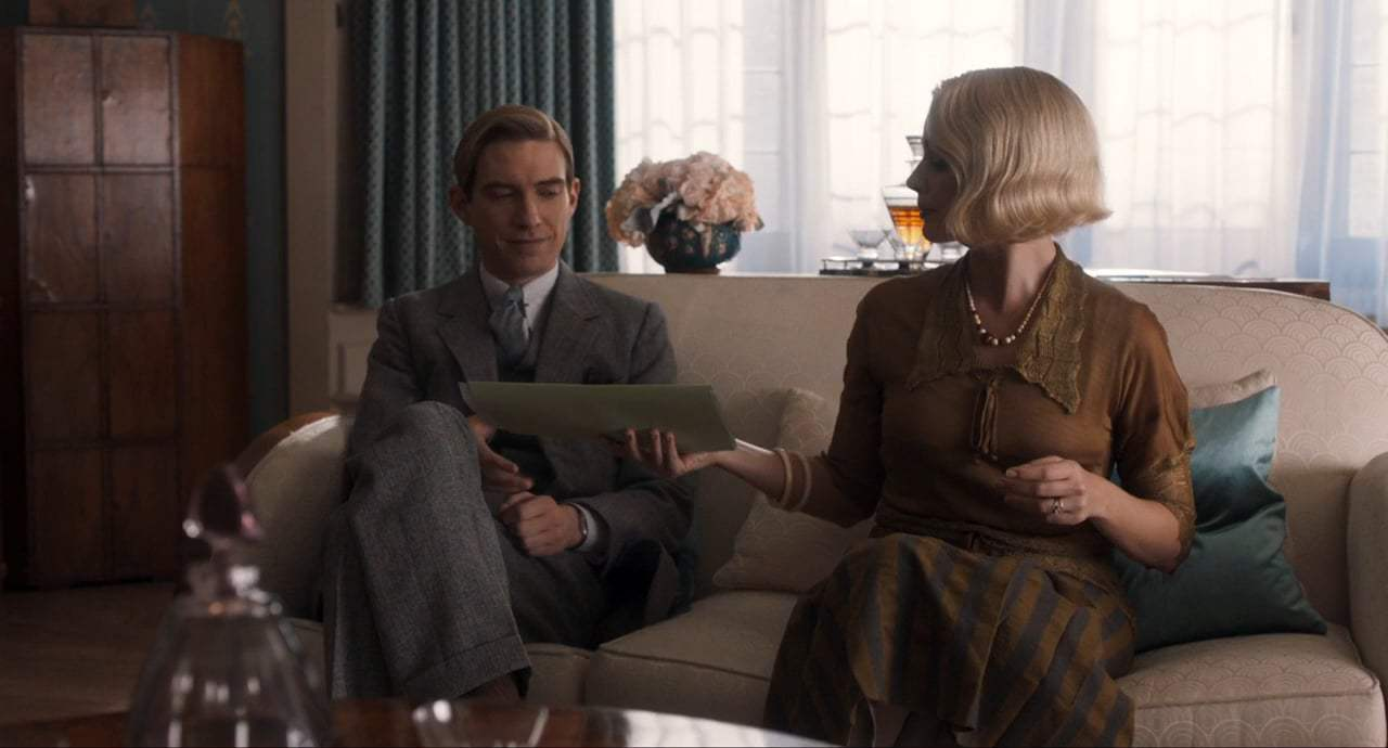 Goodbye Christopher Robin Featurette - Daphne Milne (2017) Screen Capture #2