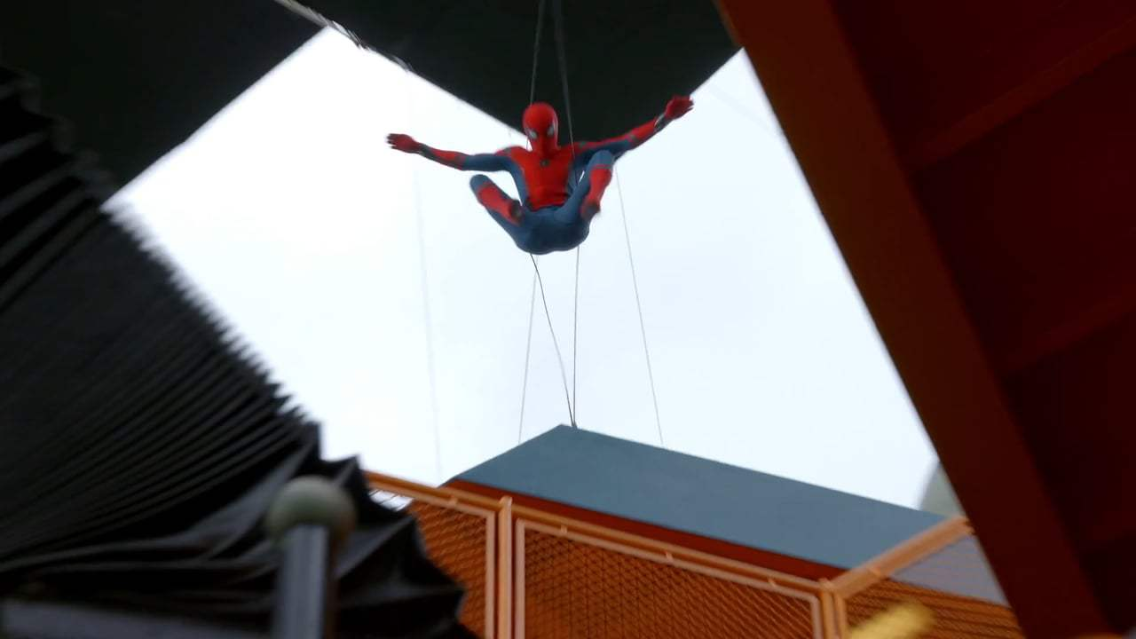 Spider-Man: Homecoming TV Spot - Watch It Special Features Preview (2017) Screen Capture #1
