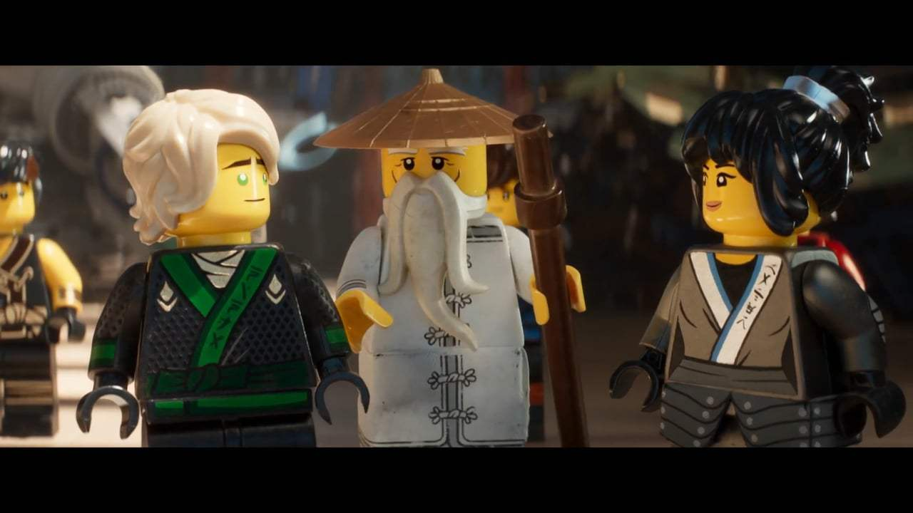 The Lego Ninjago Movie (2017) - Secret Ninja Force Screen Capture #1