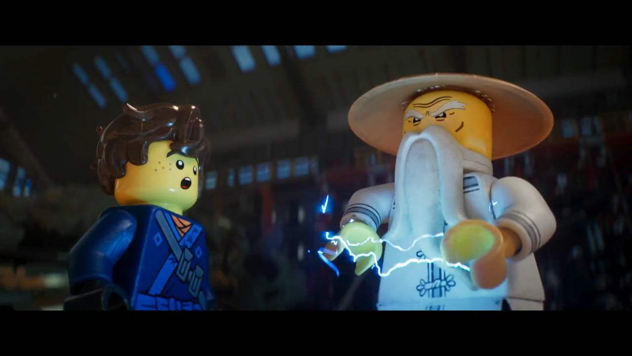 The Lego Ninjago Movie (2017) - Secret Ninja Force Screen Capture #2