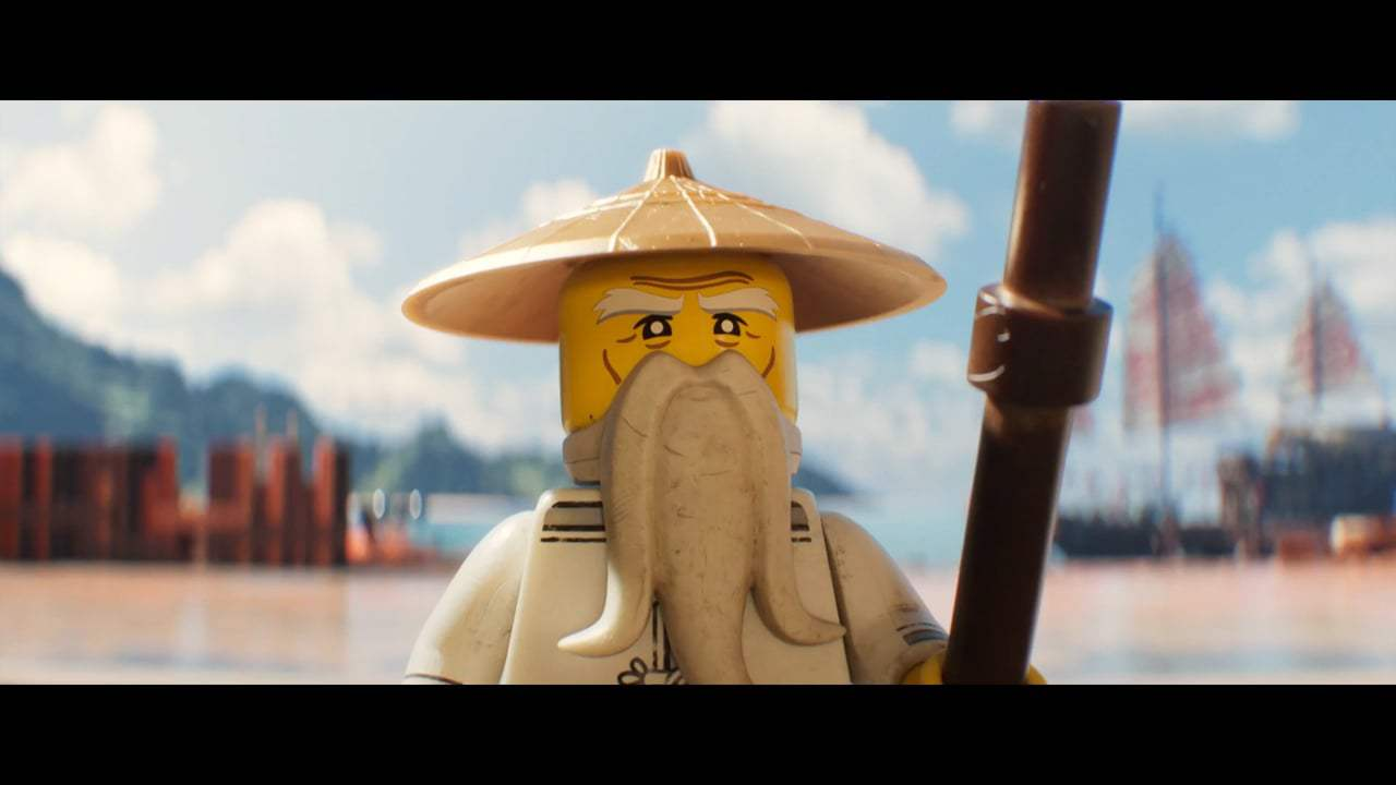 The Lego Ninjago Movie (2017) - Secret Ninja Force Screen Capture #3