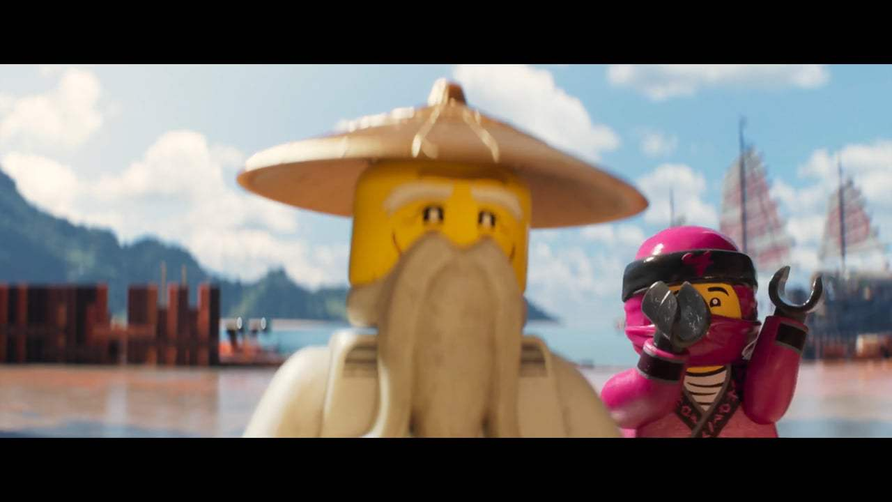 The Lego Ninjago Movie (2017) - Secret Ninja Force Screen Capture #4