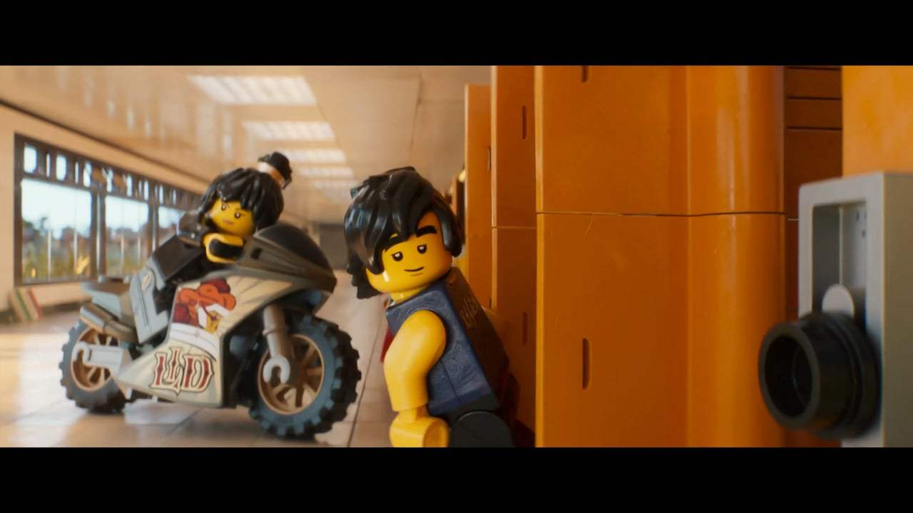 The Lego Ninjago Movie (2017) - Ninja Go Screen Capture #1