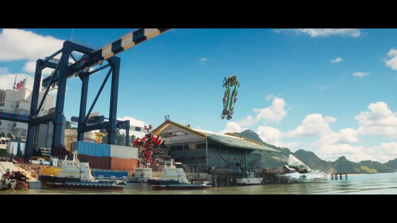 The Lego Ninjago Movie (2017) - Ninja Go Screen Capture #4