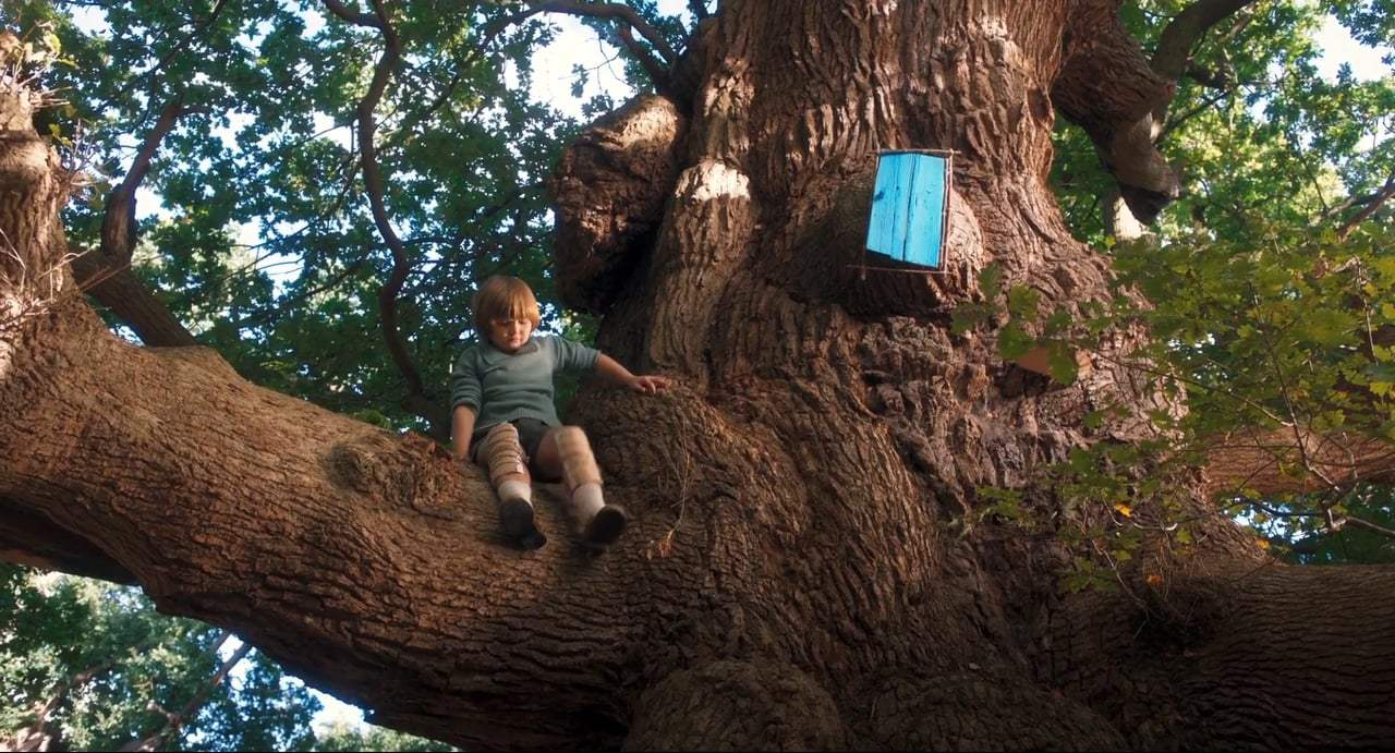 Goodbye Christopher Robin (2017) - Visit From The Times Screen Capture #2