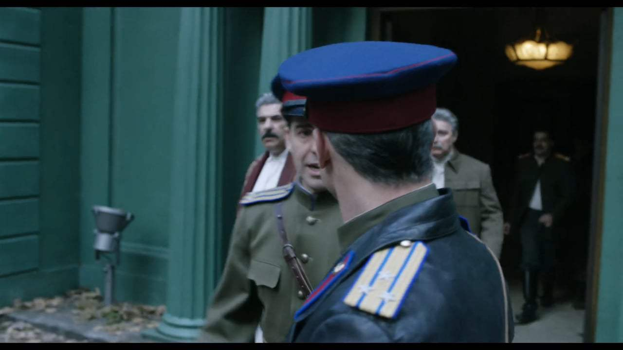 The Death of Stalin Trailer B (2017) Screen Capture #1