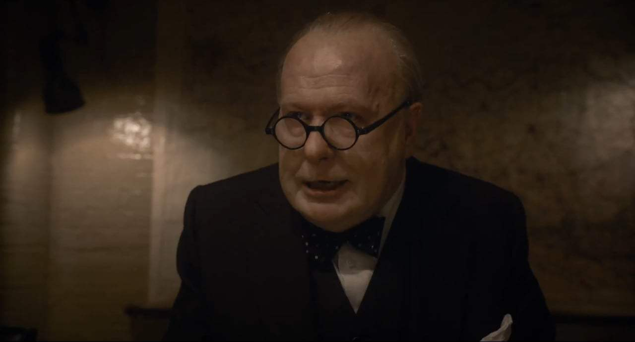 Darkest Hour International Trailer (2017) Screen Capture #2