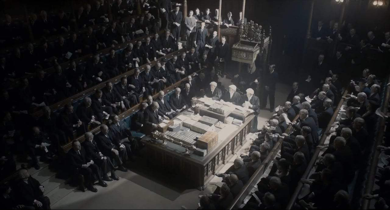 Darkest Hour International Trailer (2017) Screen Capture #3