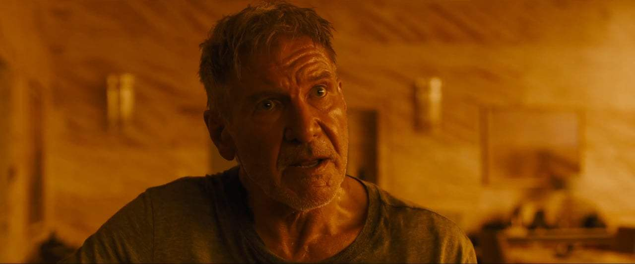 Blade Runner 2049 TV Spot - Plan (2017) Screen Capture #2