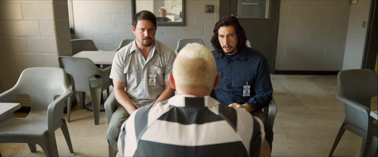 Logan Lucky TV Spot - Own It (2017) Screen Capture #3