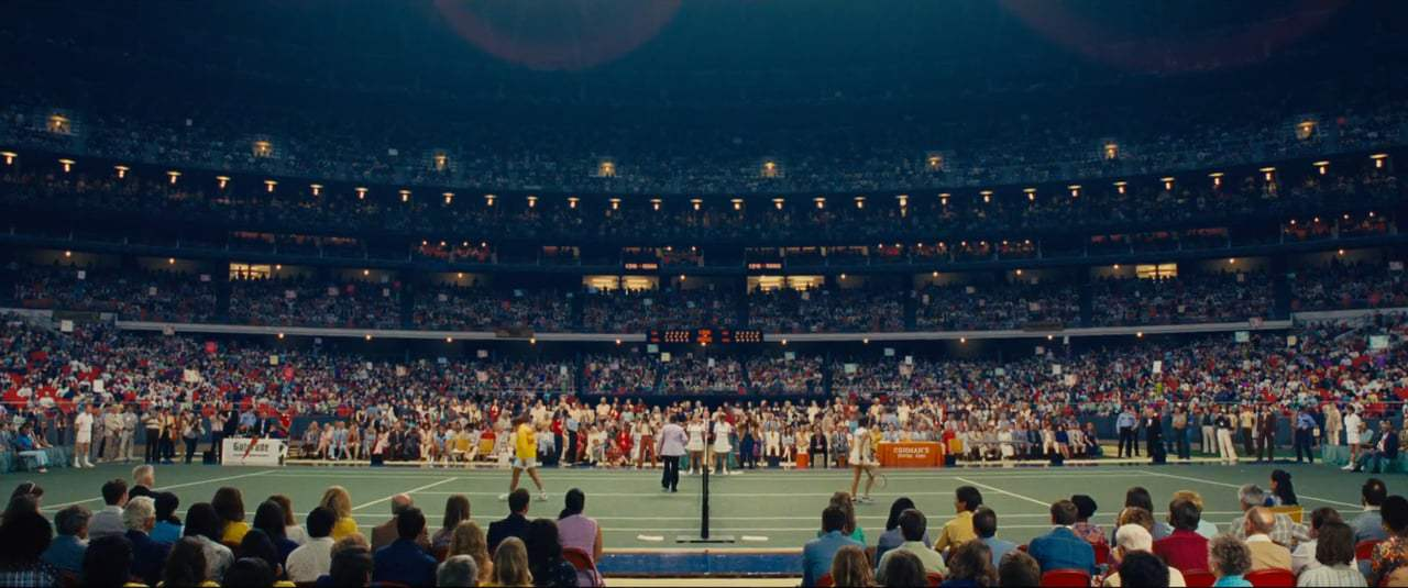 Battle of the Sexes Featurette - King of Tennis (2017) Screen Capture #4