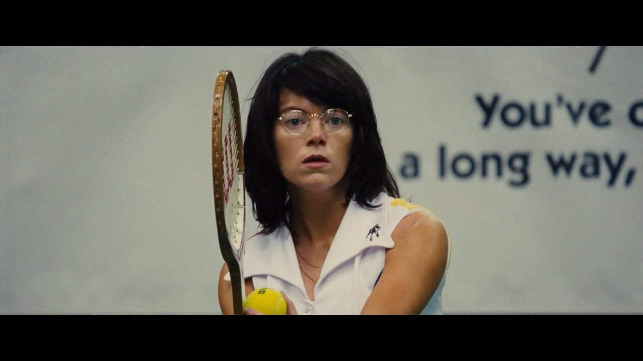 Battle of the Sexes (2017) - Featurette - Match Set Screen Capture #2