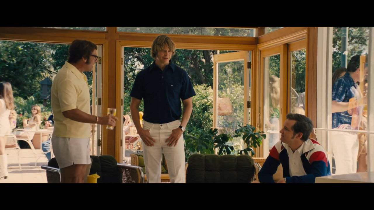 Battle of the Sexes (2017) - Featurette - Match Set Screen Capture #3