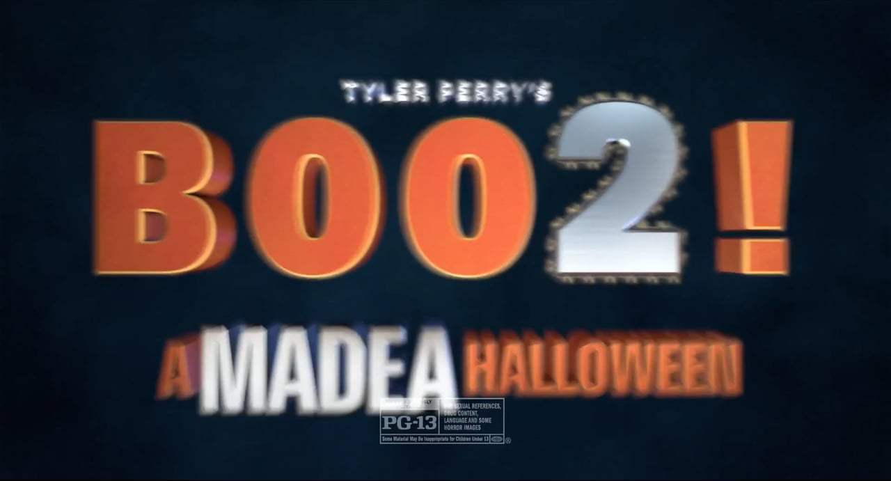 Boo 2! A Madea Halloween TV Spot - Unseen (2017) Screen Capture #4