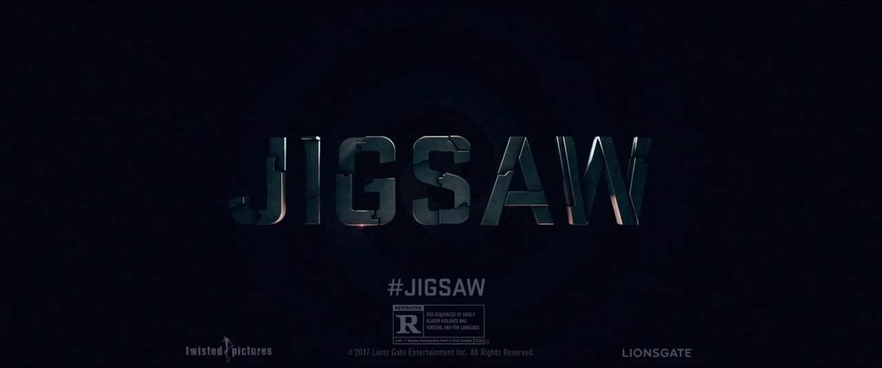 Jigsaw TV Spot - Masterpiece (2017) Screen Capture #4