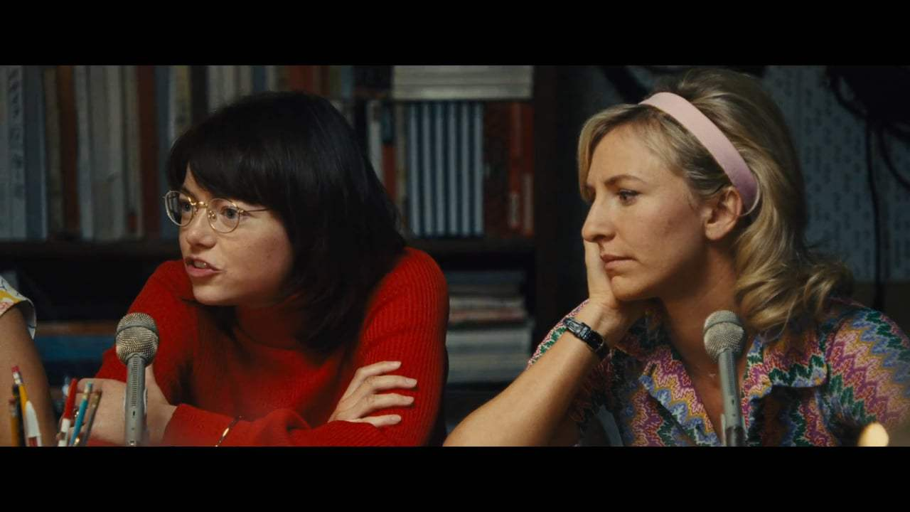 Battle of the Sexes Featurette - Recreating the 70s (2017) Screen Capture #2