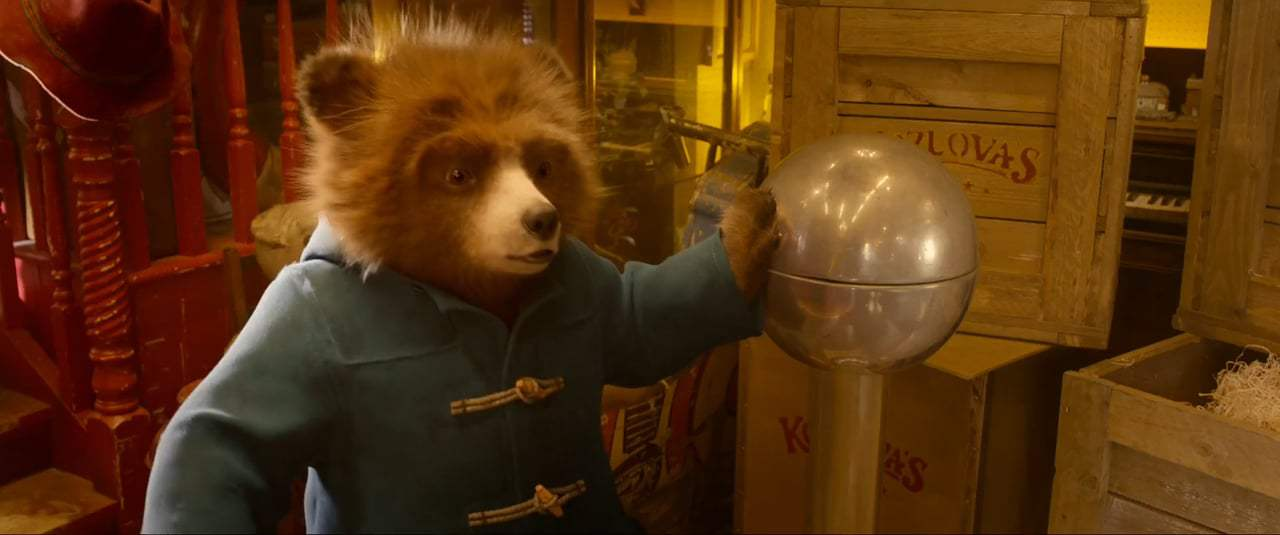 Paddington 2 International Trailer (2018) Screen Capture #4