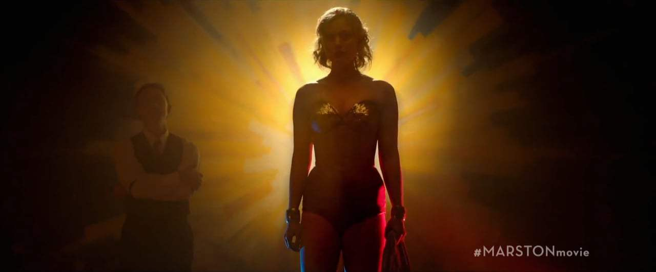 Professor Marston & the Wonder Women TV Spot - Origin (2017) Screen Capture #3