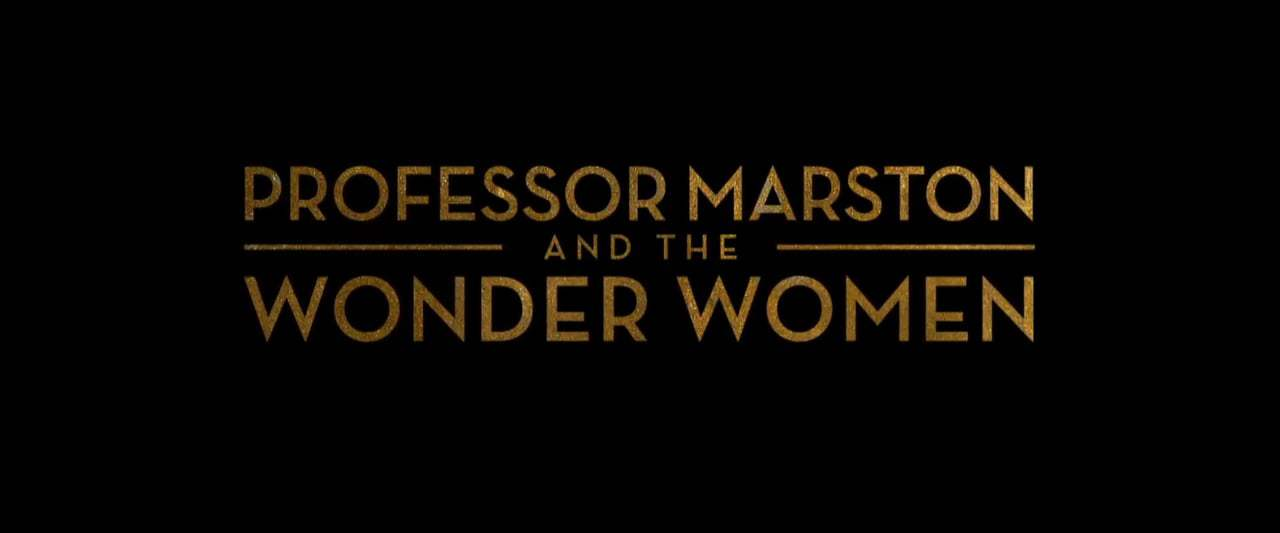 Professor Marston & the Wonder Women TV Spot - Year of the Wonder Woman (2017) Screen Capture #4