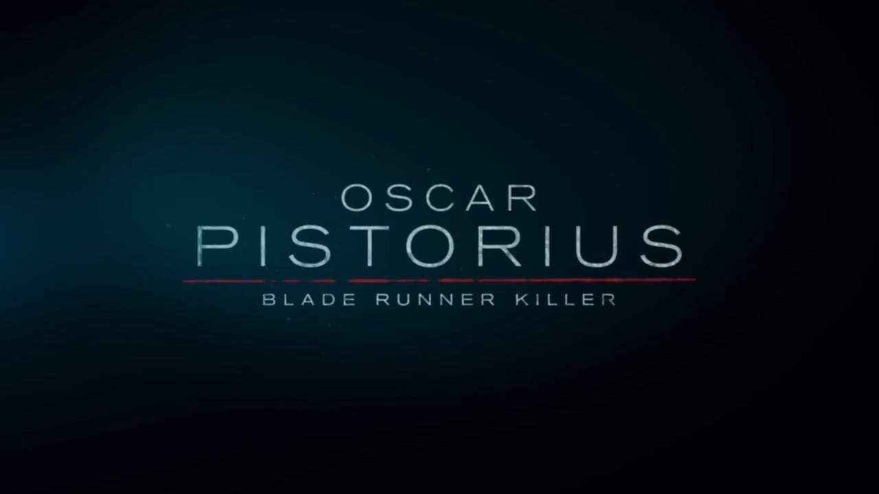 Oscar Pistorius: Blade Runner Killer Trailer (2017) Screen Capture #4