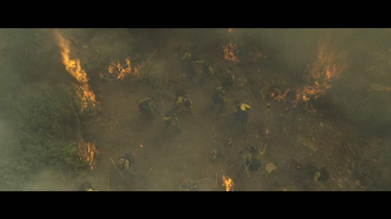 Only the Brave Feature Trailer (2017) Screen Capture #1