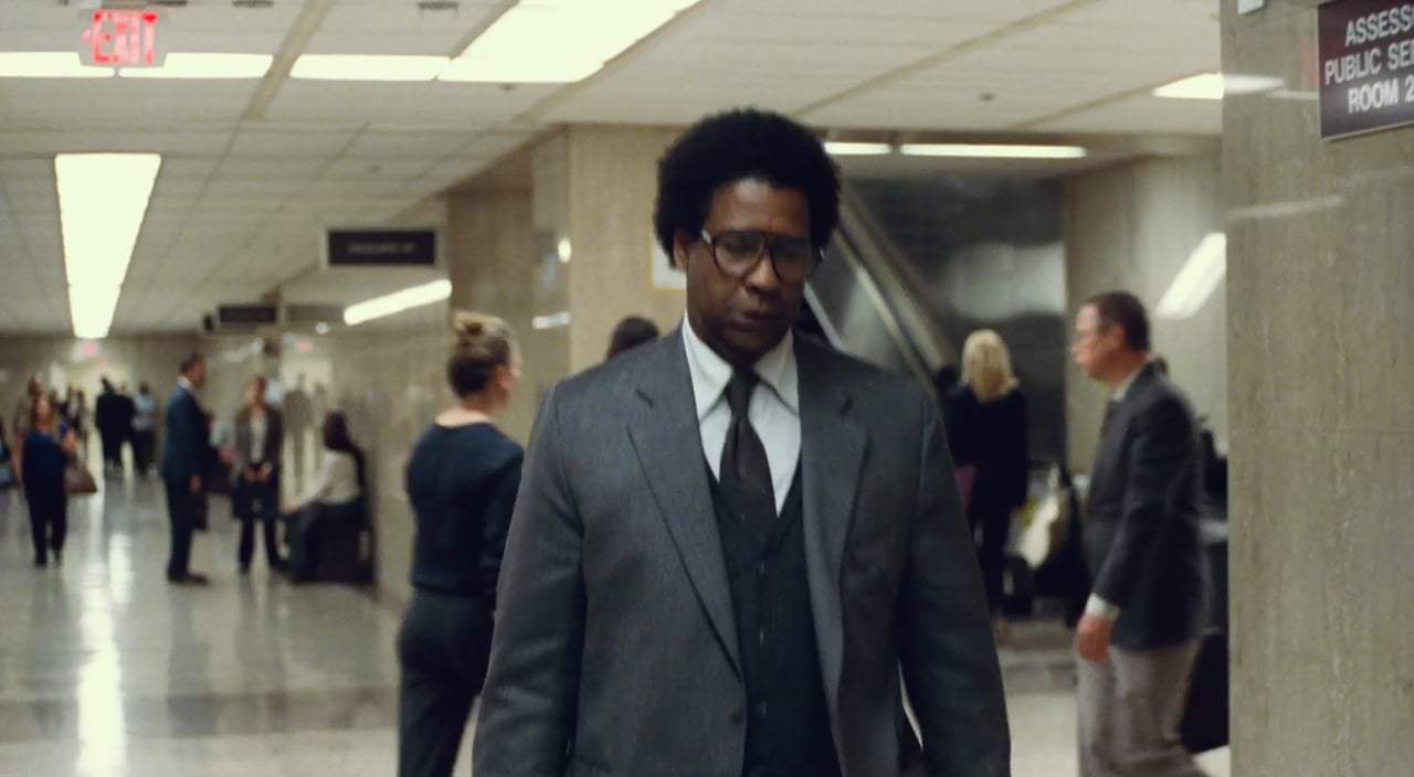 Roman J Israel, Esq. Trailer (2017) Screen Capture #1