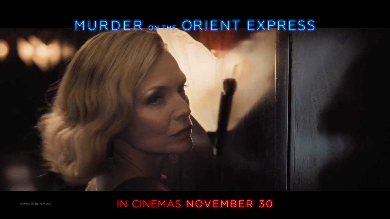 Murder on the Orient Express Featurette - Behind the Scenes (2017) Screen Capture #2