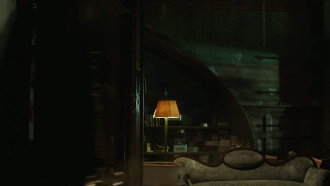 The Shape of Water Featurette - Behind the Scenes (2017) Screen Capture #4