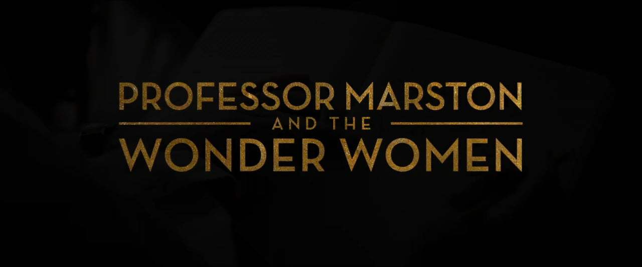 Professor Marston & the Wonder Women NYCC Trailer (2017) Screen Capture #4