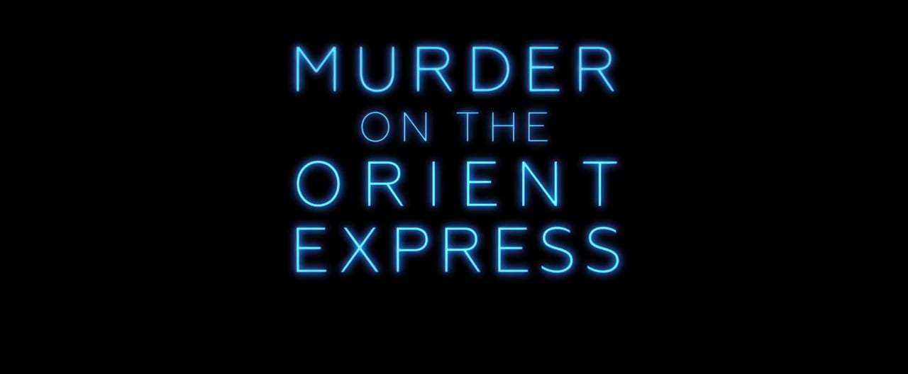 Murder on the Orient Express TV Spot - Killer Twist (2017) Screen Capture #4