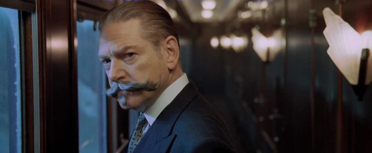 Murder on the Orient Express TV Spot - Suspense (2017) Screen Capture #1
