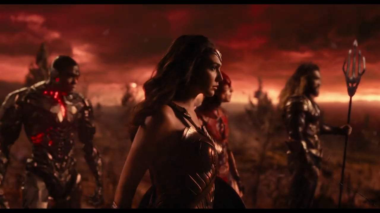 Justice League TV Spot - Friends (2017) Screen Capture #2