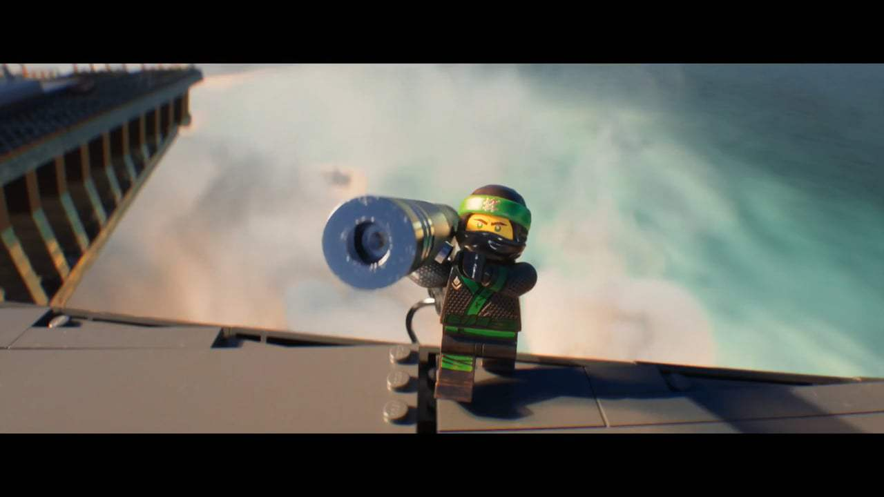 The Lego Ninjago Movie (2017) - He's So Cute Screen Capture #1
