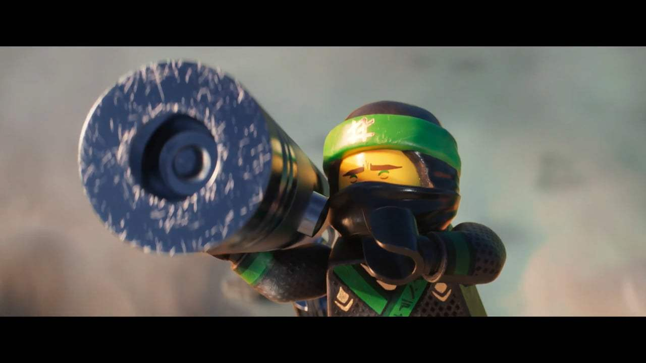 The Lego Ninjago Movie (2017) - He's So Cute Screen Capture #2