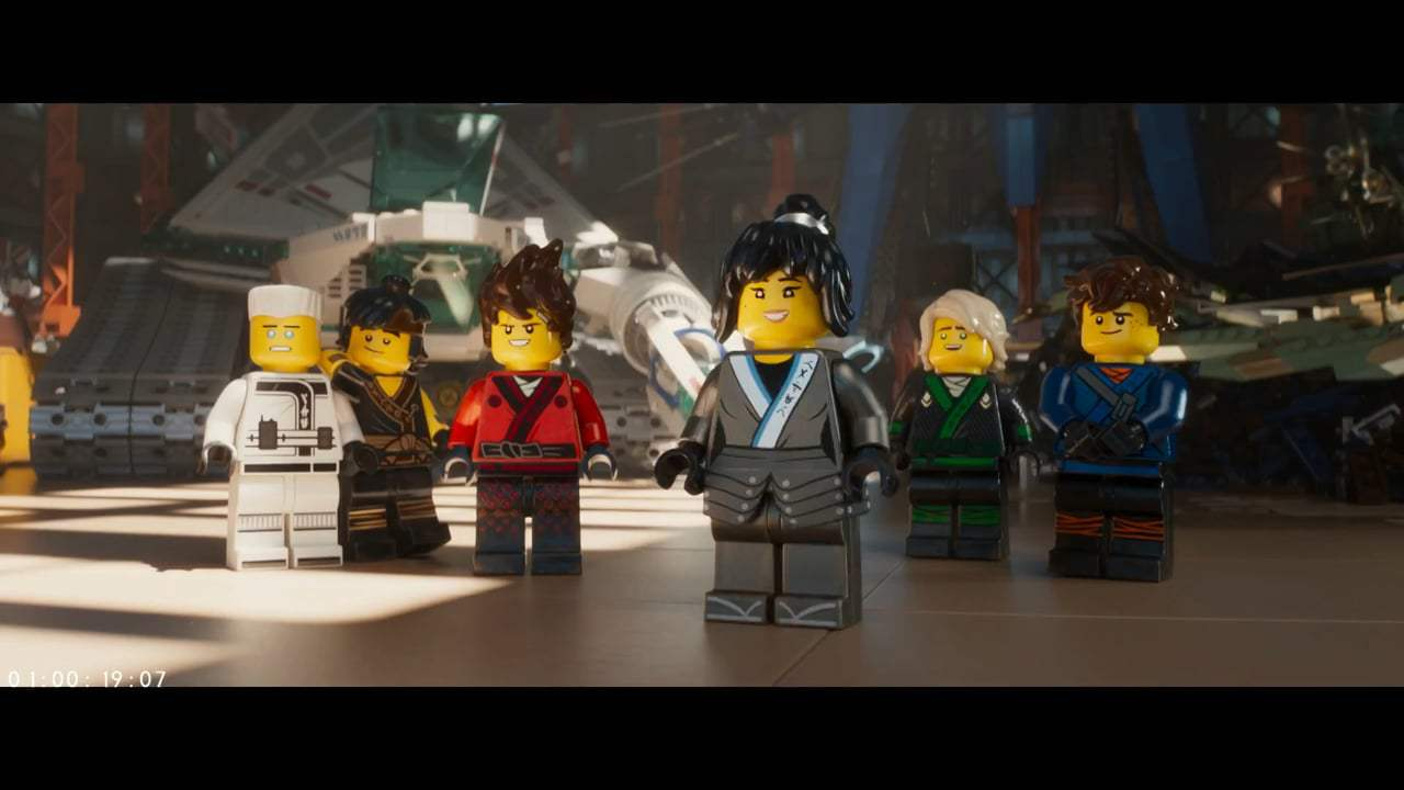 The Lego Ninjago Movie (2017) - He's So Cute Screen Capture #3