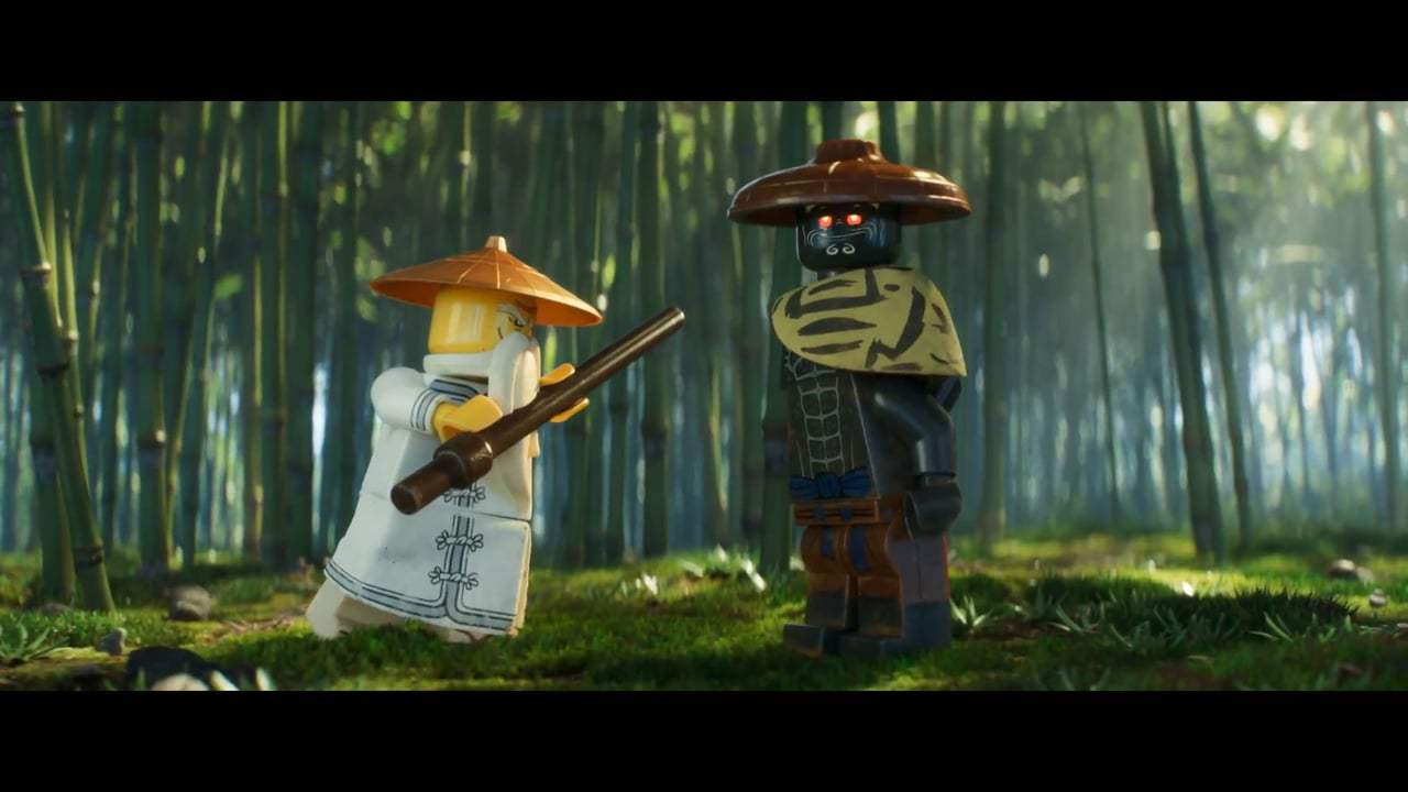 The Lego Ninjago Movie (2017) - Ninja Nerds Screen Capture #2