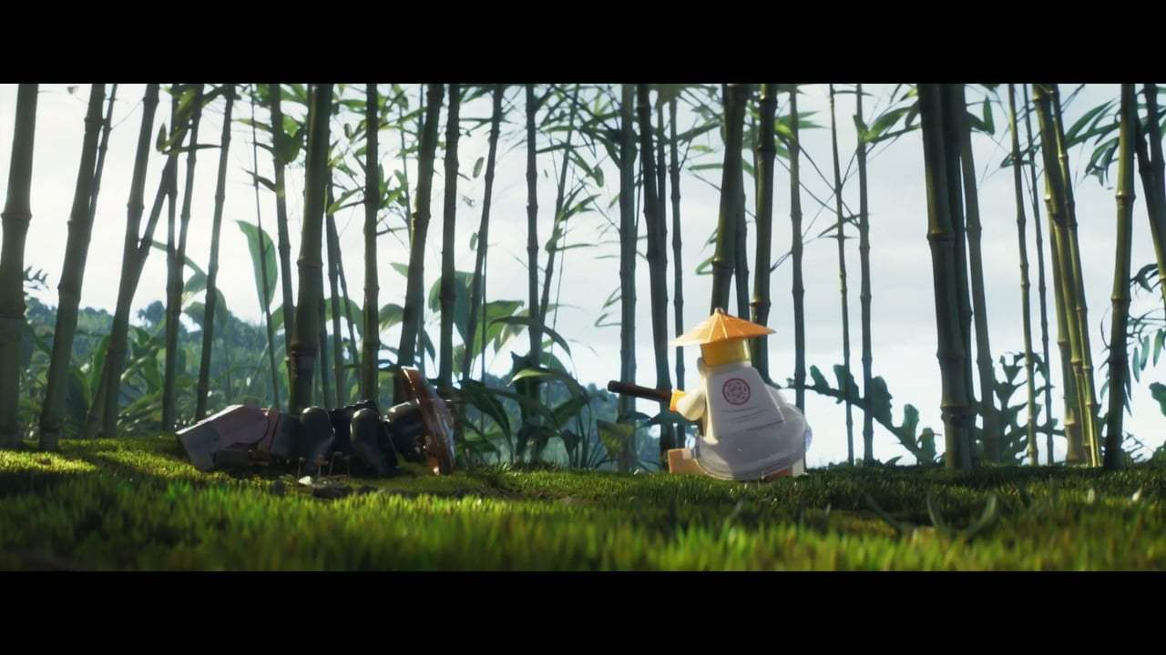 The Lego Ninjago Movie (2017) - Ninja Nerds Screen Capture #3