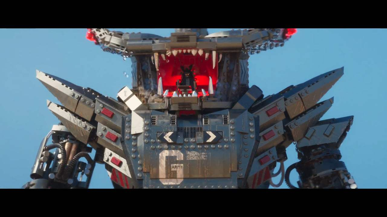 The Lego Ninjago Movie Music Video - Found My Place (2017) Screen Capture #1