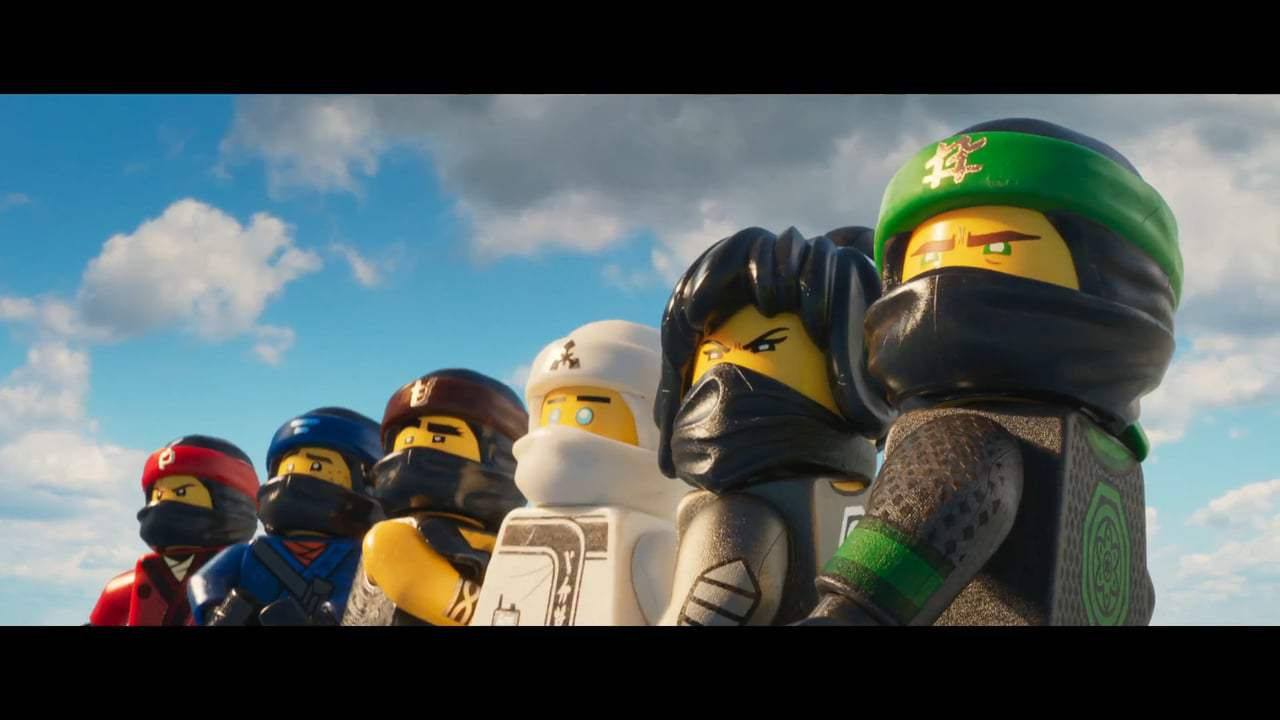 The Lego Ninjago Movie Music Video - Found My Place (2017) Screen Capture #2