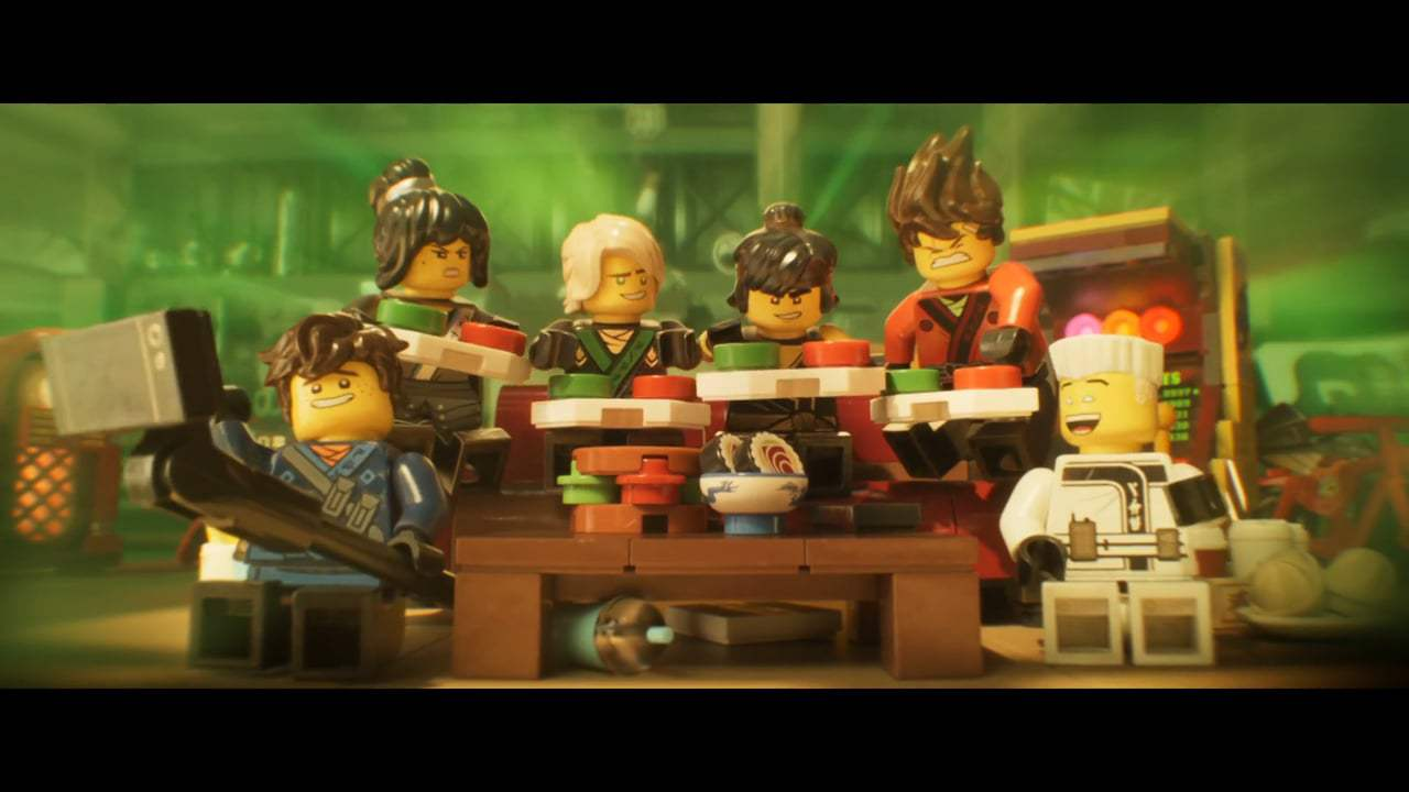 The Lego Ninjago Movie Music Video - Found My Place (2017) Screen Capture #4